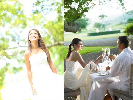 Beautiful weddings at Heritage Awali