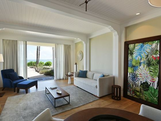 Heritage Le Telfair, Ocean Suite