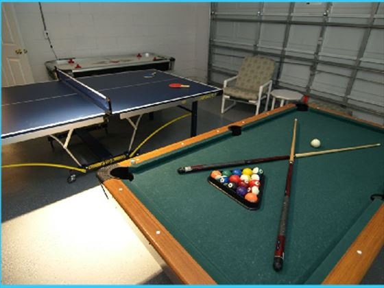 Typical High Grove Executive Plus Home Games Room
