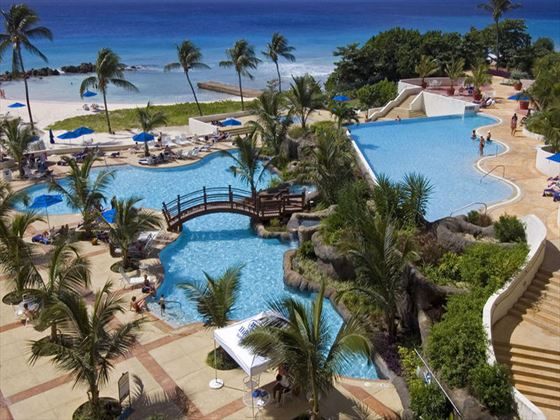 Hilton Barbados Resort pool