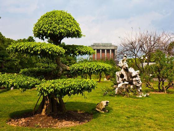 Ho Chi Minh Mausoleum Park, Hanoi