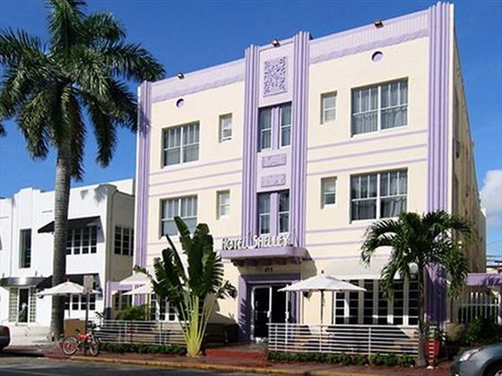 Hotel Shelley Exterior
