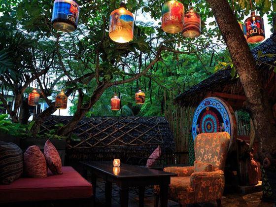 Ji at Bale Sutra at Hotel Tugu Bali, Canggu Beach