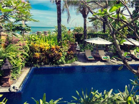 Main Pool, Hotel Tugu Bali