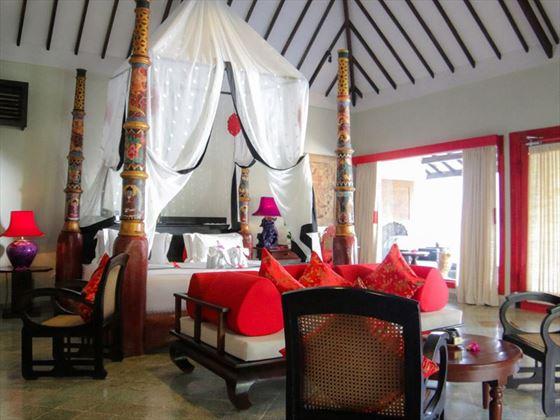 Sanghyang Djiwo at Hotel Tugu Lombok