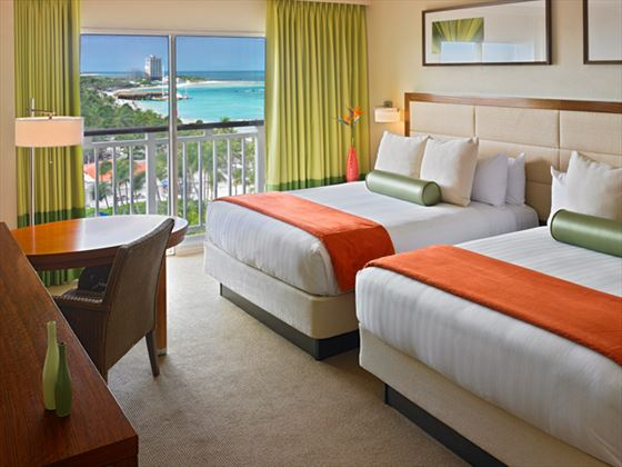Hyatt Regency Aruba Resort & Casino Twin Room