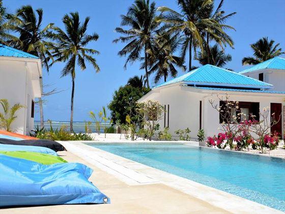 Indigo Beach Zanzibar pool
