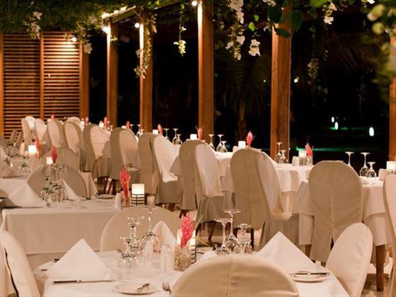 Luxury Wedding Indoor: Calabash Luxury Boutique Hotel & Spa , Grenada, Caribbean