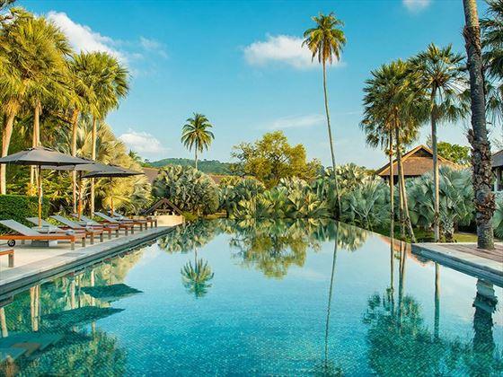 Infinity Pool, The Slate, Phuket