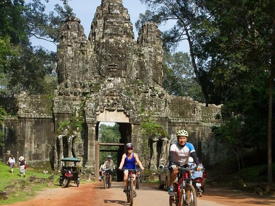 Cycling Tour Cambodia
