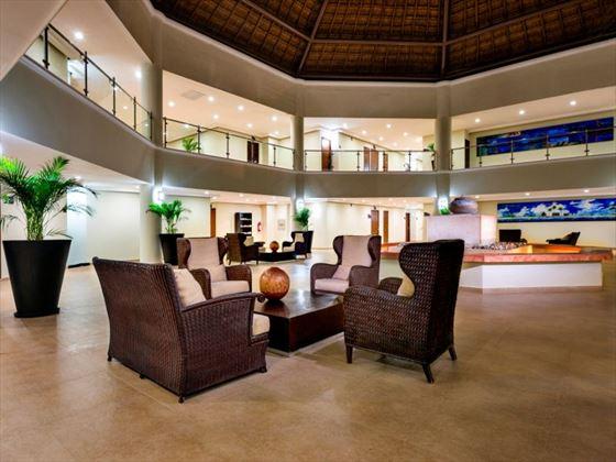 Isla Mujeres Palace lobby