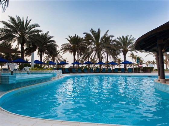 JA Jebel Ali Beach Hotel Palmito Pool