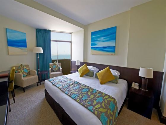 JA Jebel Ali Beach Hotel Executive Suite