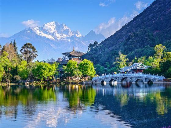 Jade Spring Park, Yunnan Province, China