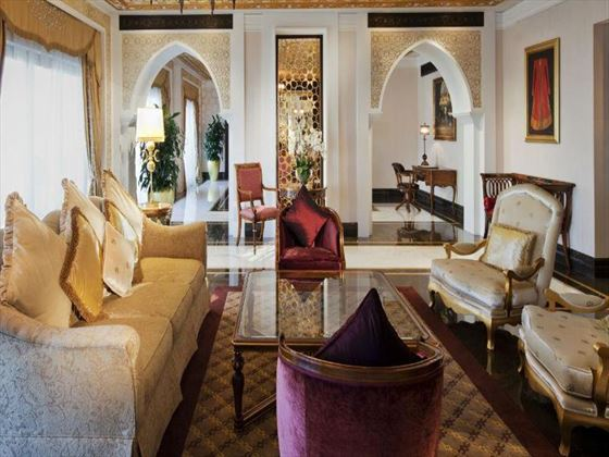 Jumeirah Zabeel Saray Hotel Imperial Suite