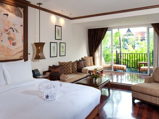 Family Pool Access Studio at JW Marriott Khao Lak
