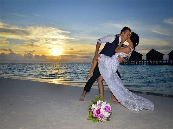 Beautiful Maldives blessing