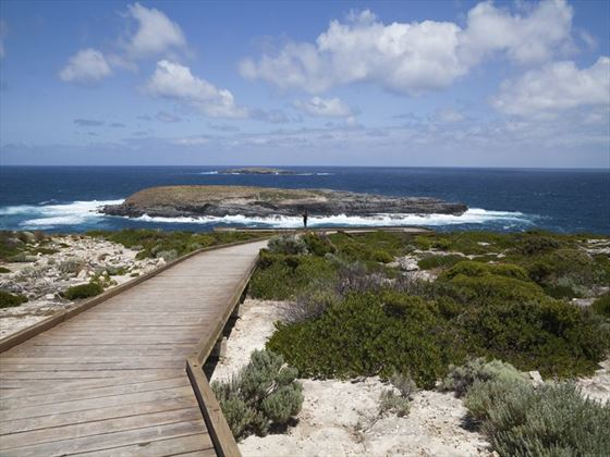 Kangaroo Island boardwalk