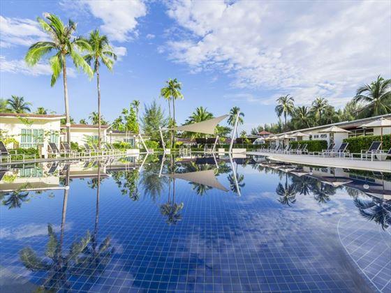 Garden Pool at Kantary Beach Hotel Khao Lak