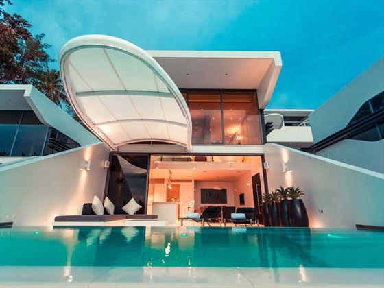 Kata Rocks Sky Pool Villa