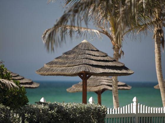 Kempinski Hotel Ajman beach