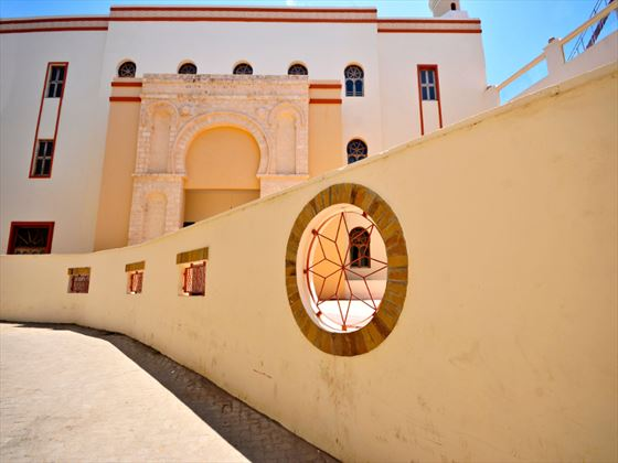Kenyan architecture in Lamu