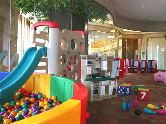 Kids club at Centara Grand Beach Resort Pattaya