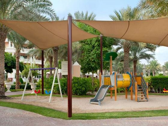 Kids play area at Kempinski Hotel & Residence Palm Jumeirah