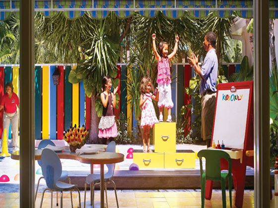 KidsOnly club at One&Only Ocean Club
