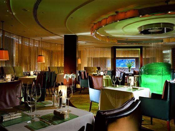 Lafite restaurant at Shangri-La Kuala Lumpur