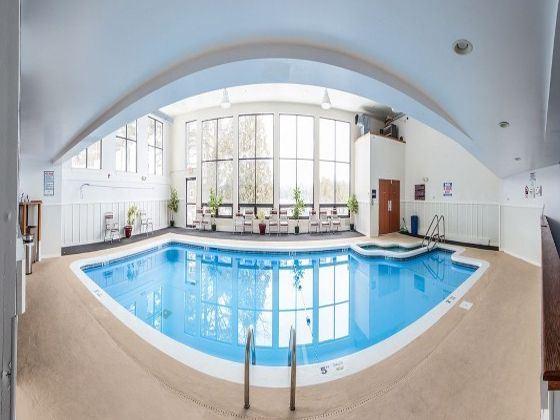 Lake Placid Summit Hotel Swimming Pool, Lake Placid, New York State