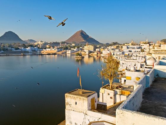 Lake Pushkar