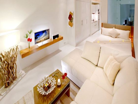 Lanna Samui living room
