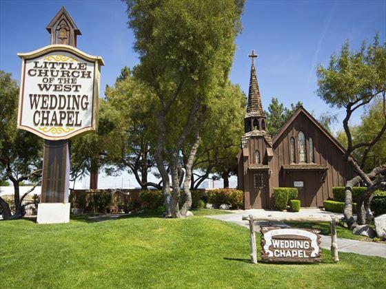 Little Church of the West, Vegas