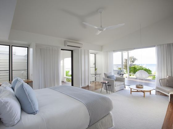 Lizard Island Beachfront Suite interior
