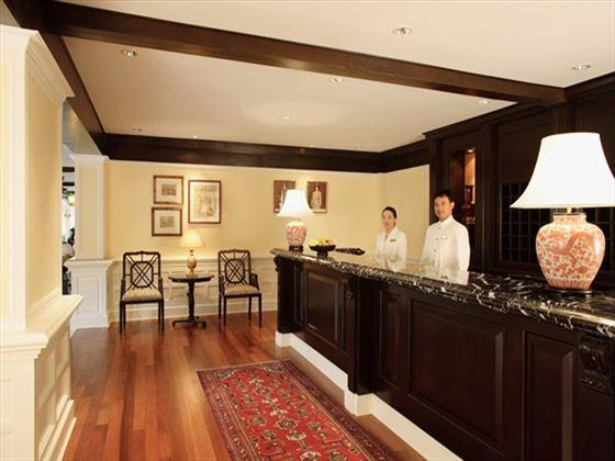Lobby at Cameron Highlands Resort