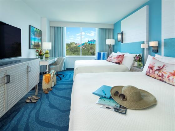 Loews Sapphire Falls double guest room