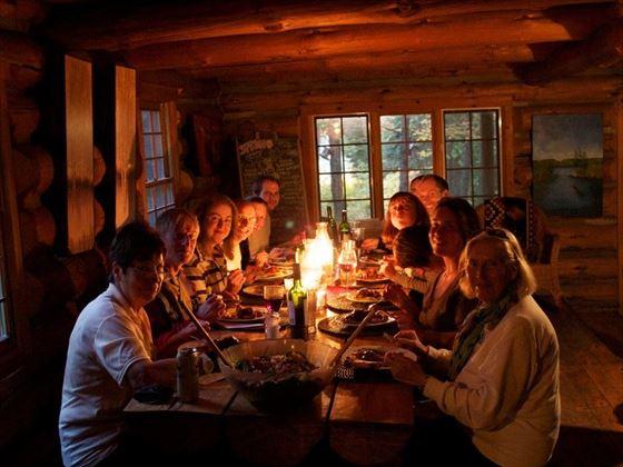 Algonquin Canoe Amp Log Cabin Adventure