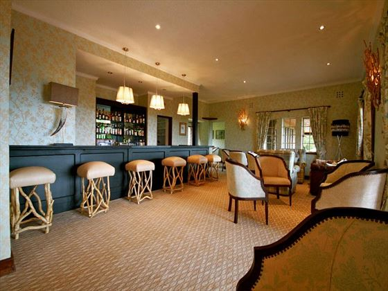 Lord Aberdare bar at Aberdare Country Club