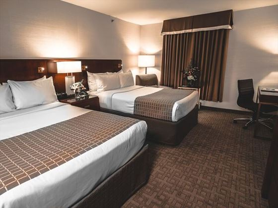 Lord Elgin Parkview Guest Rooms
