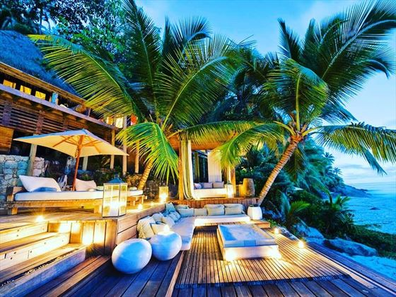 The luxury North Island, Seychelles