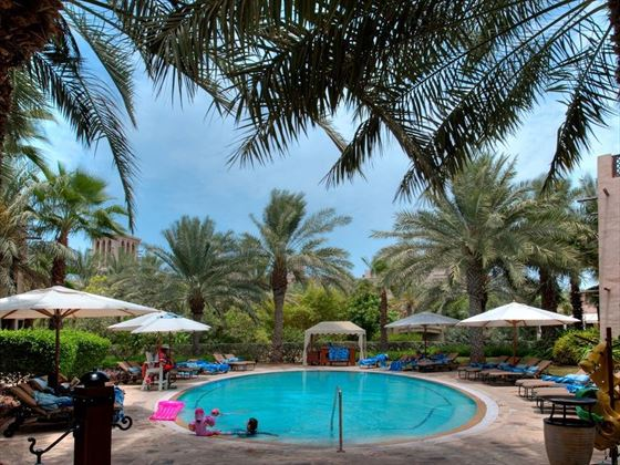 Jumeirah Dar Al Masyaf, Madinat Jumeirah - private pool