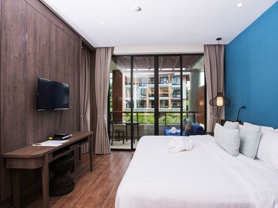Mai Khao Lak Beach Resort & Spa Deluxe Suite