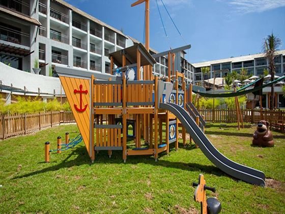 Mai Khaolak Beach Resort & Spa kids club