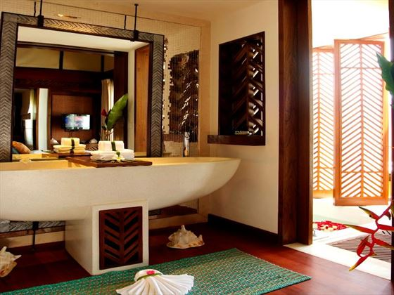 Mai Samui double-vanity bathroom