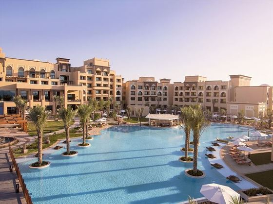Main Pool at Saadiyat Rotana