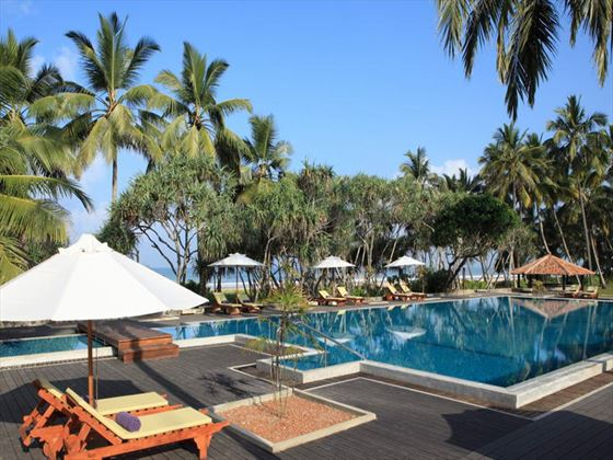 Main swimming pool at AVANI Bentota
