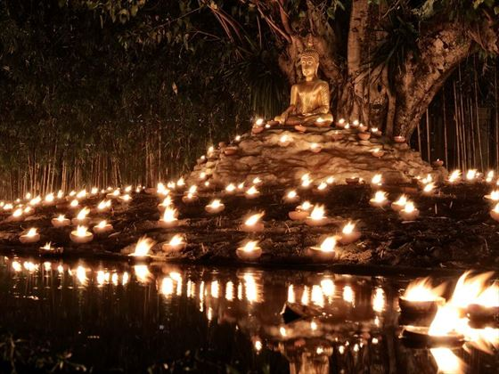 Makha Bucha Day celebrations