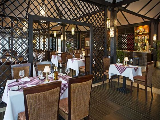 Mammone Restaurant at Miramar Hotel Fujairah