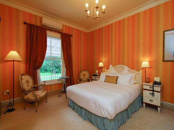 Mangapapa Petit Hotel bedroom